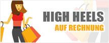 High Heels auf Rechnung Mai 2020